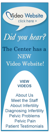 NJ Center for Fertility and Reproductive Medicine New Video Website